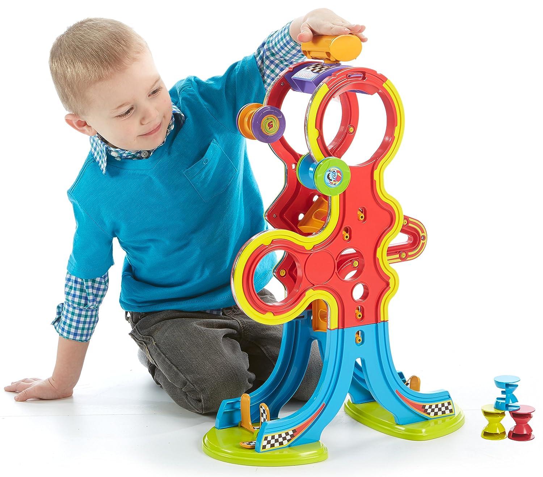 FisherPrice Spinnyos Racin' Chasin' Super Slide Toy