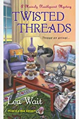 Twisted Threads (Mainely Needlepoint series Book 1) Kindle Edition