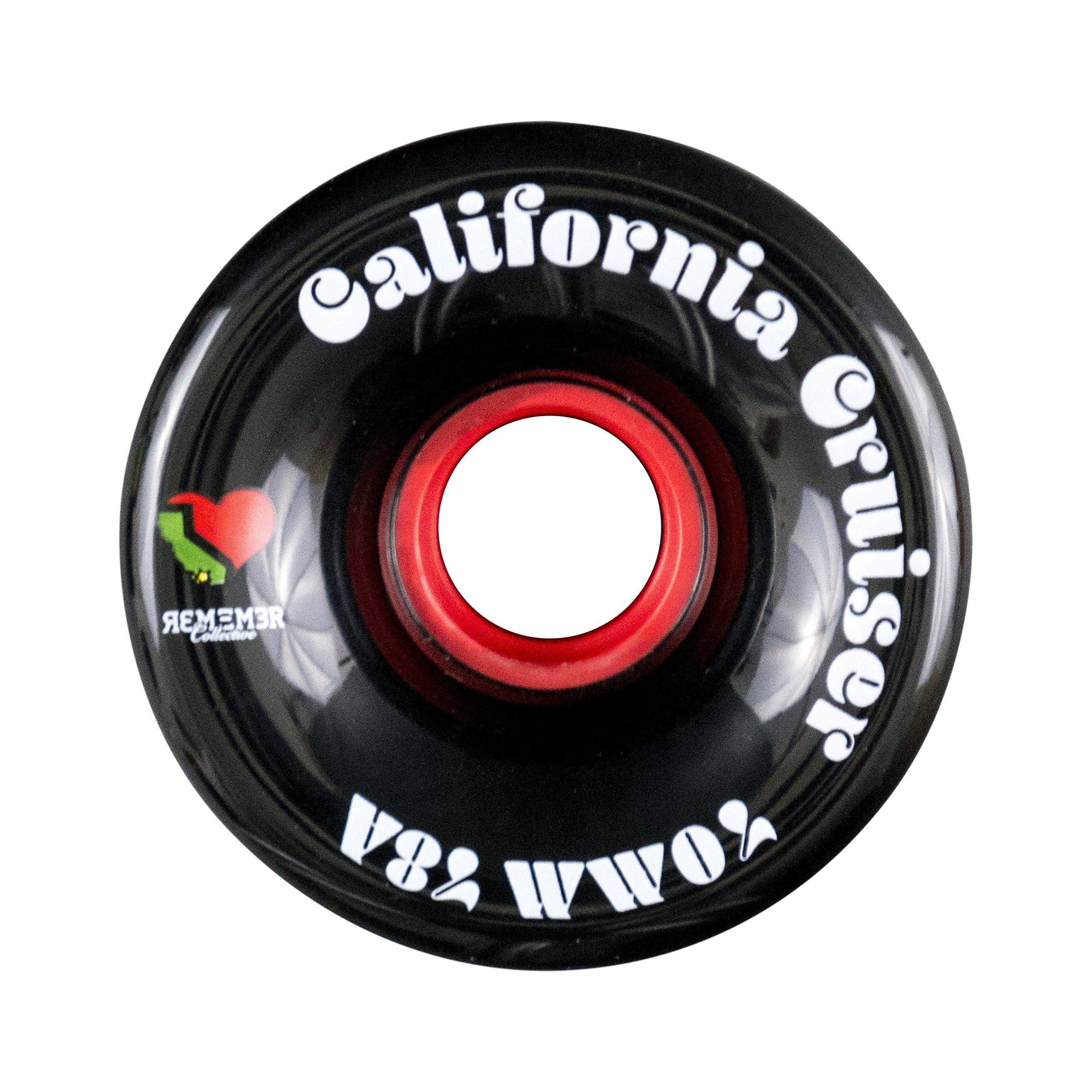 Recuerde las ruedas colectivas Longboard California Cruiser