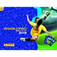 Box Premium Álbum Campeonato Brasileiro 2019 (capa Dura Com 80 Envelopes)