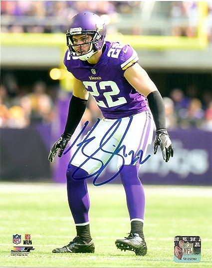 8a4b2ba7103 Harrison Smith Minnesota Vikings Autographed/Signed 8 x 10 Photo COA Pose #  2