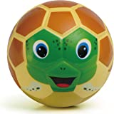 Chastep Soft Toy Ball Mini Training Foam Soccer for Toddlers and Kids Gift-Ingenuous Turtle
