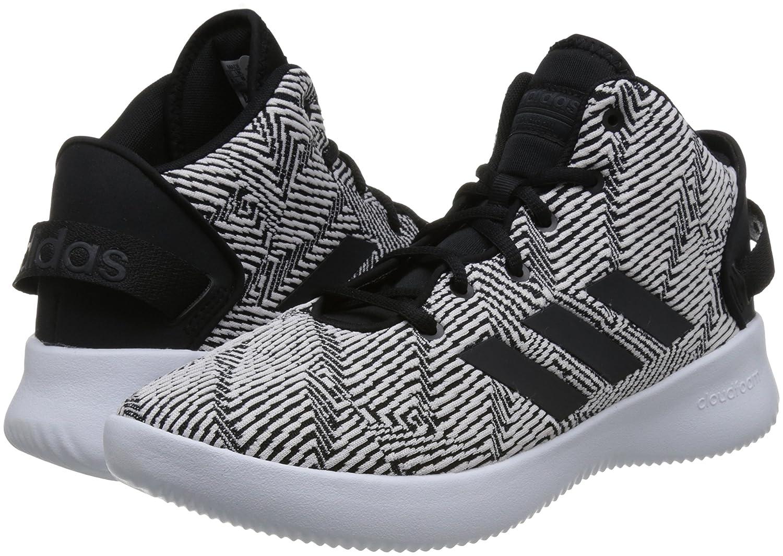 promo code 052b9 1bfec Adidas Cloudfoam Refresh Mid, scarpe da ginnastica a a a Collo Alto Uomo  B073RL3RY6 42 EU Nero (Cnero ...