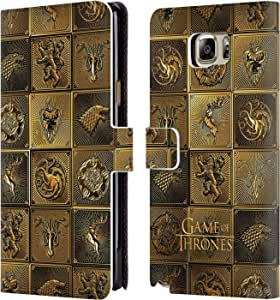 Head Case Designs resmi HBO Game of Thrones altın Sigils ...