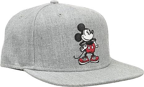 Vans Snapback Visera, Hombre, Multicoloured (Mickey Mouse), Talla ...