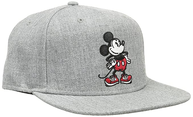 7e874c24c1a Image Unavailable. Image not available for. Colour  Vans Mens M Mickey  Mouse Snapback ...