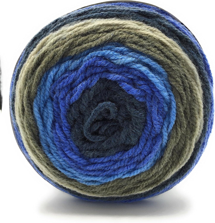 Cake by the Each Caron Cakes Self-Striping Yarn ~ PISTACHIO ~ 7.1 oz