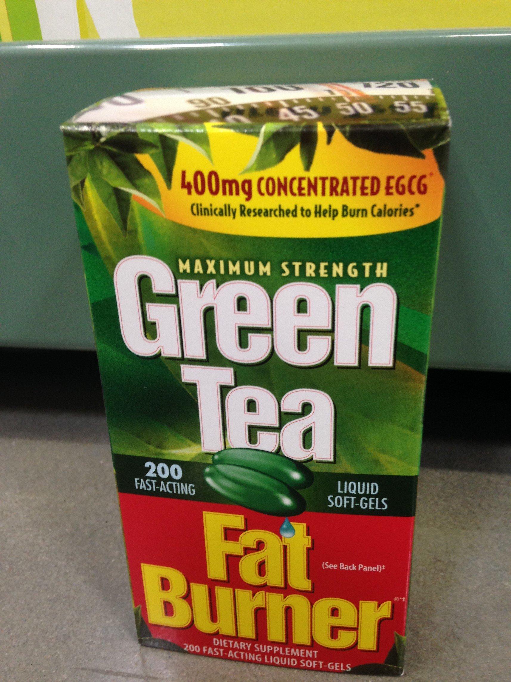 Green Tea Fat Burner 200 ct (Pack of 2)