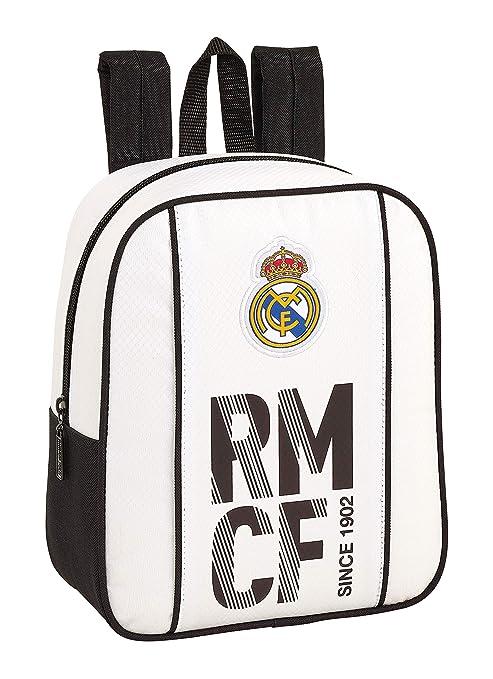 Real Madrid CF Mochila guardería niño Adaptable Carro