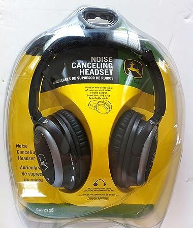 John Deere Noise Canceling Headset GX22225