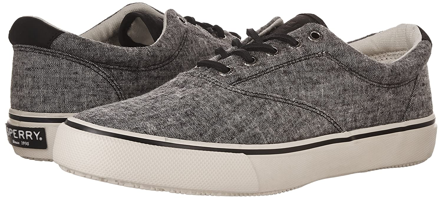 Sperry Top-Sider 8 Men's Striper LL CVO Fashion Sneaker B01G4ERDB4 8 Top-Sider D(M) US|Black Linen 9e9294