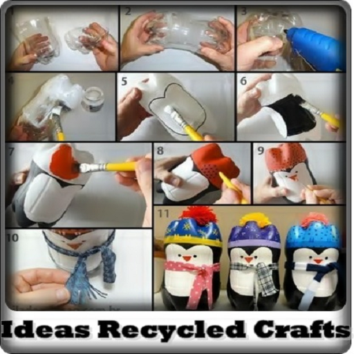 Ideas Recycled Crafts ()
