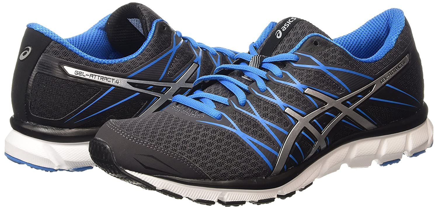 Attract Homme 4 Chaussures Gris Running Asics Gel Compétition De 7Z5qptHnW