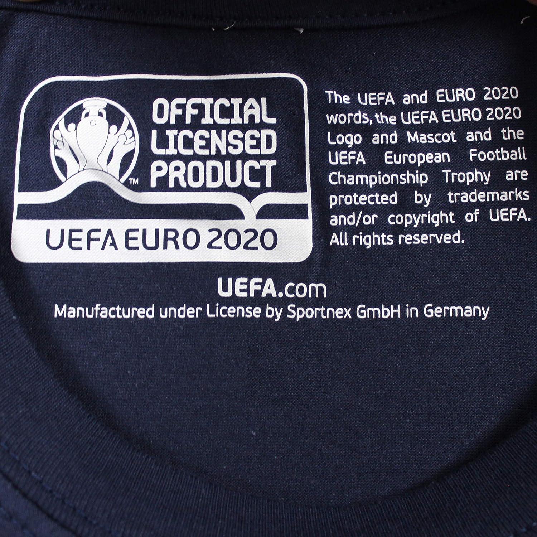 UEFA EURO 2020/™ T-Shirt Competition Marineblau