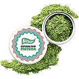 MatchaBar Ceremonial Grade Matcha Green Tea Powder | Antioxidants, Energy, & Amino Acids | Premium, First Harvest from Kagoshima, Japan | 30g Tin = 15 Servings