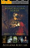 ROSICRUCIAN SERIES, Boxed Set: Books 1 - 4 + Companion