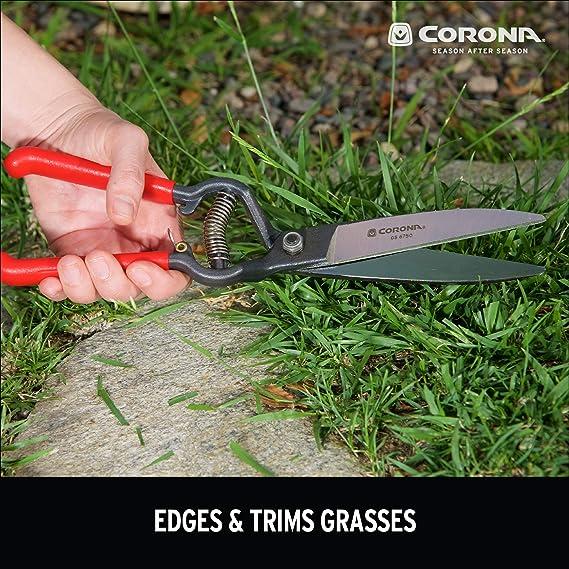 Corona 3 Position Swivel Pump Action Garden Grass Shears Cutters