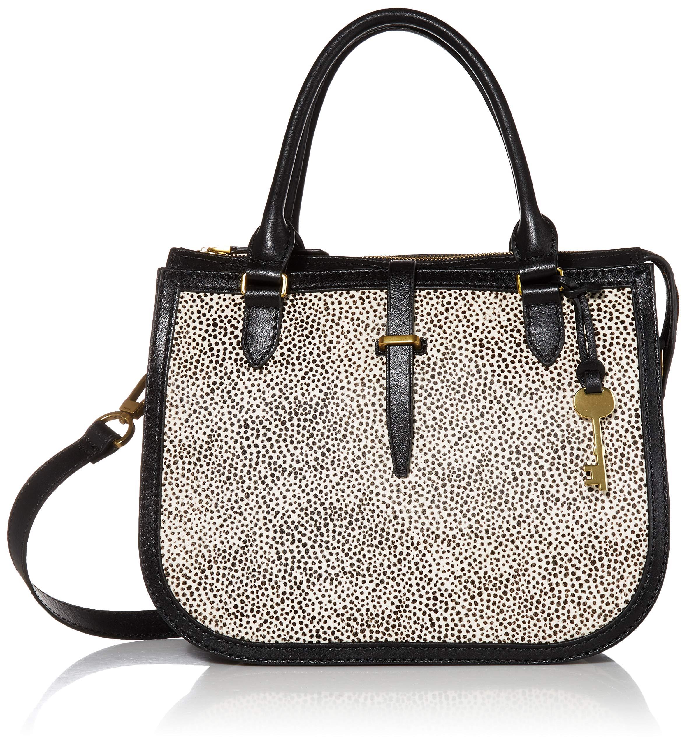 Fossil Ryder Satchel Purse Handbag