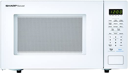 Amazon.com: Horno microondas Sharp de 1.000 W para ...