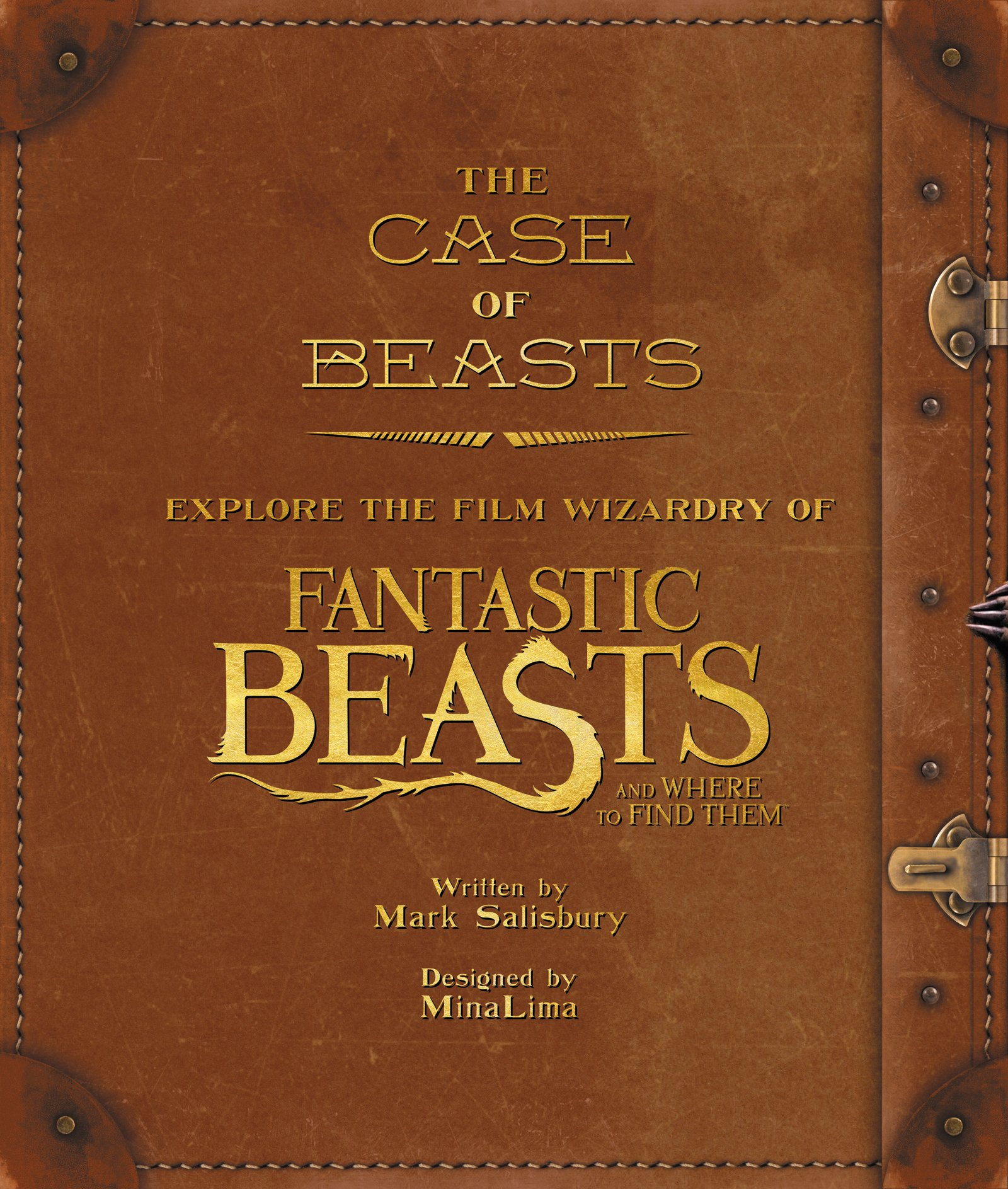 The Case of Beasts: Explore the Film Wizardry of Fantastic Beasts and Where to Find Them – Harry Potter – HPB