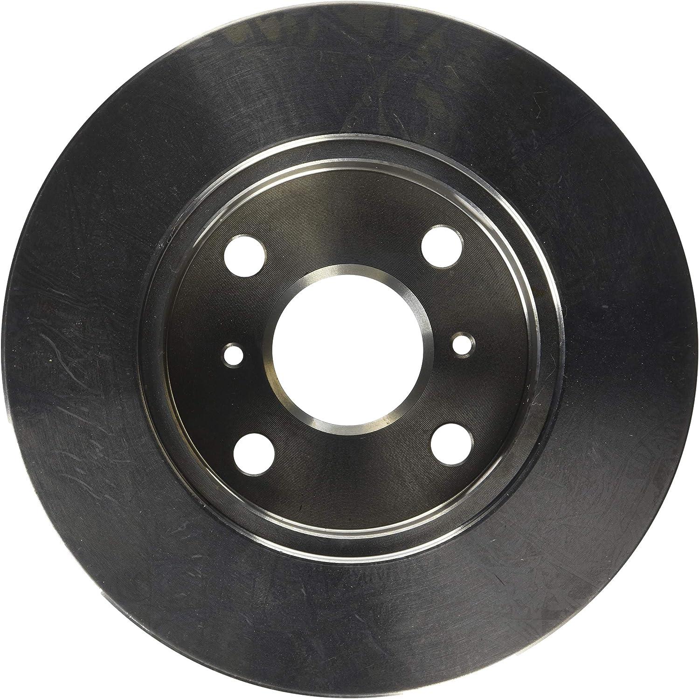 Bendix Premium Drum and Rotor PRT5657 Metallic Brake Rotor