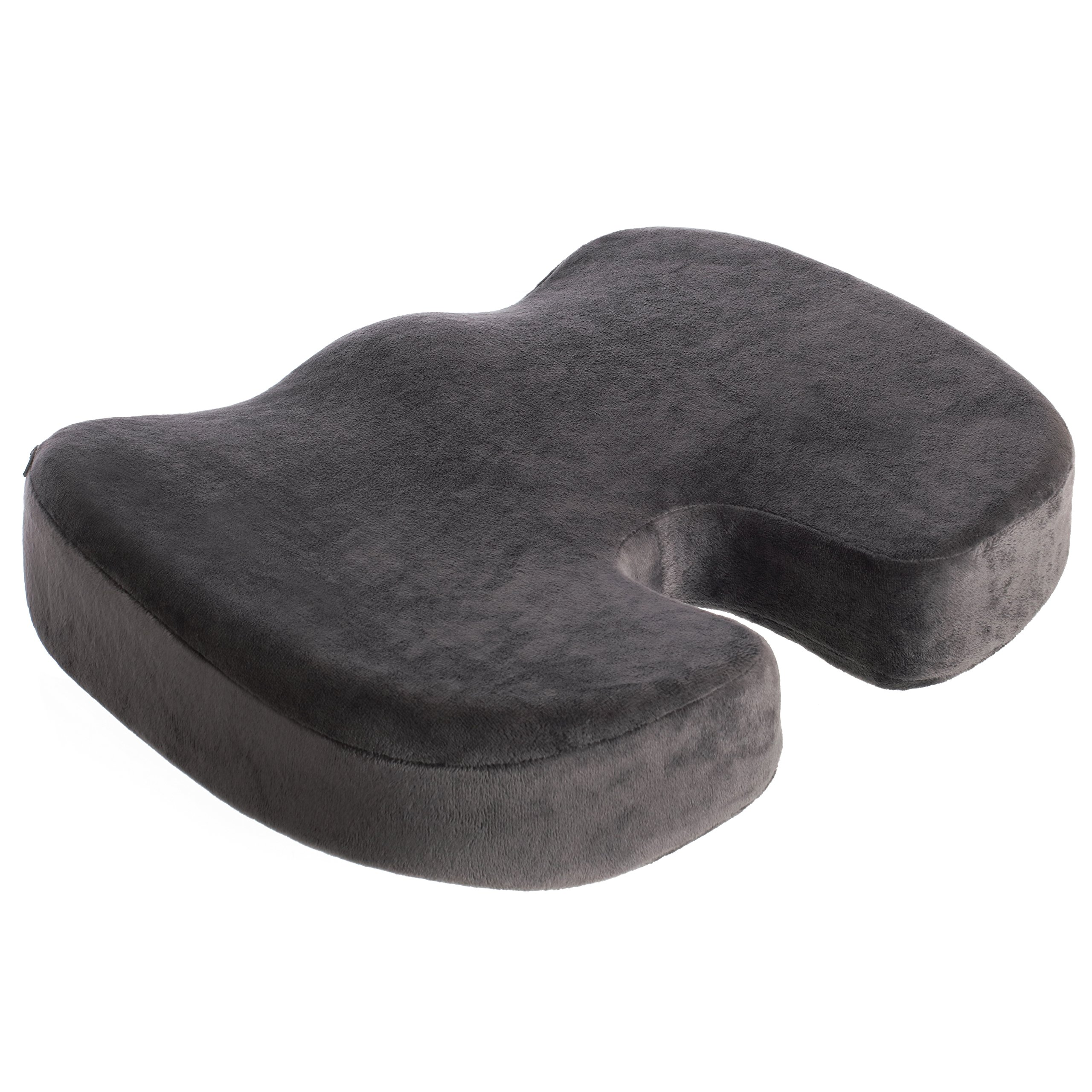 Orthopedic Gel Foam Seat Cushion Pain Relief Pillow Car Driver