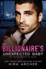 The Billionaire's Unexpected Baby (Winning The Billionaire Book 2) Kindle Edition