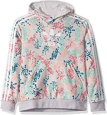 adidas Originals Sudadera con capucha para niños Big Juniors FLW