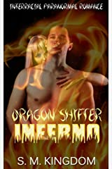 Dragon Shifter Inferno: Interracial AMWW Paranormal Romance, Supernatural Shapeshifter Thriller (Dragons Fire Dance Romance Series Collection Book 1) Kindle Edition