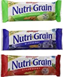 Kellogg's Nutri-Grain Cereal Bar Variety Pack, 48 ct