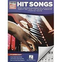 Hit Songs - Super Easy Songbook