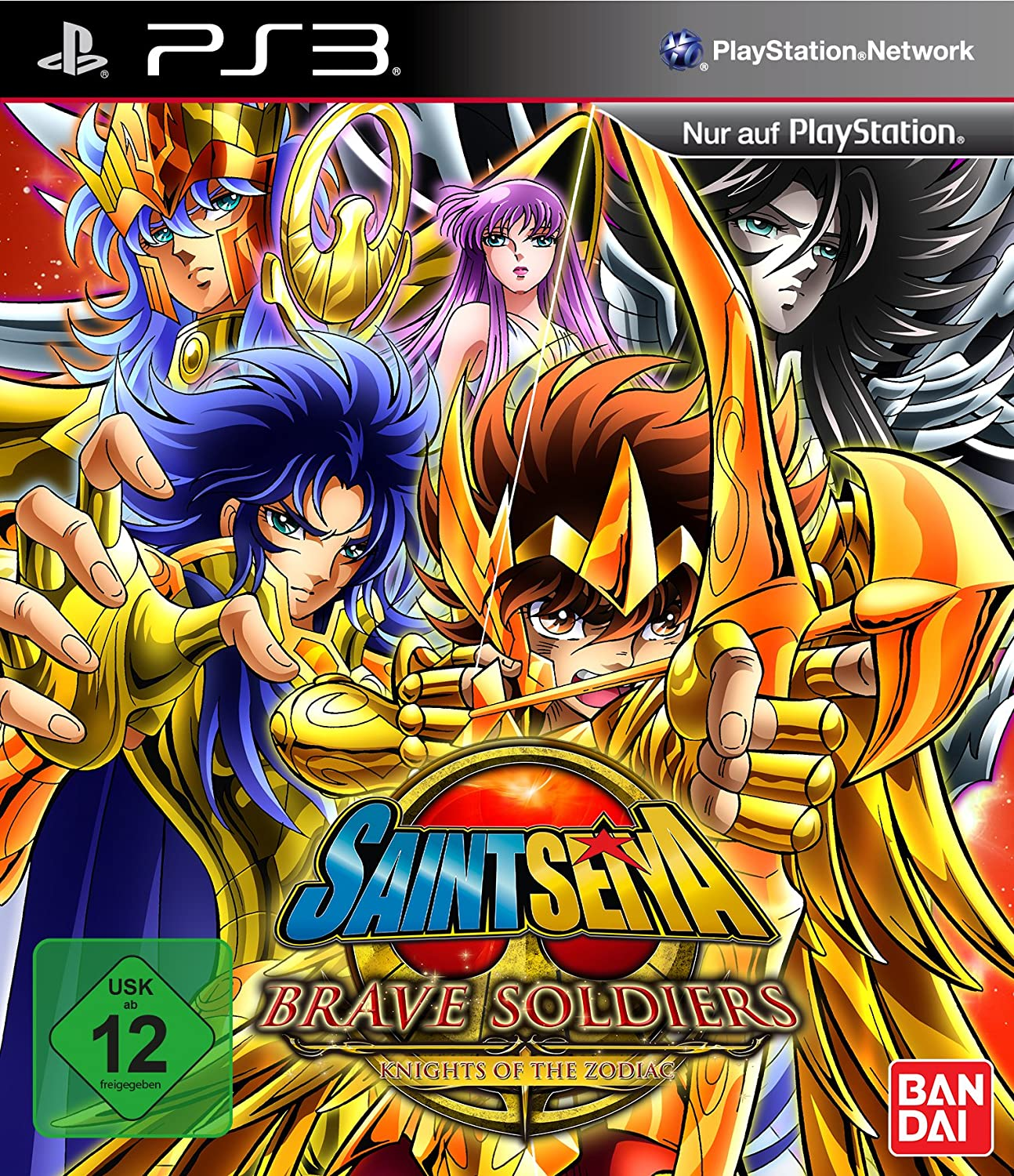 Saint Seiya Brave Soldiers - Knights of the Zodiac