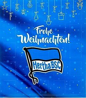 Fan-Shop Sweets Hertha BSC Berlin Premium Adventskalender 2019