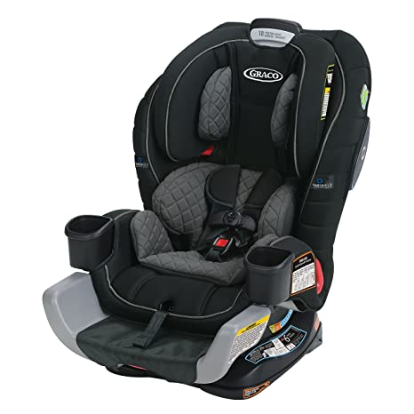 Amazon Graco Extend2Fit 3 In 1 Car Seat Featuring TrueShield Technology Ion Baby