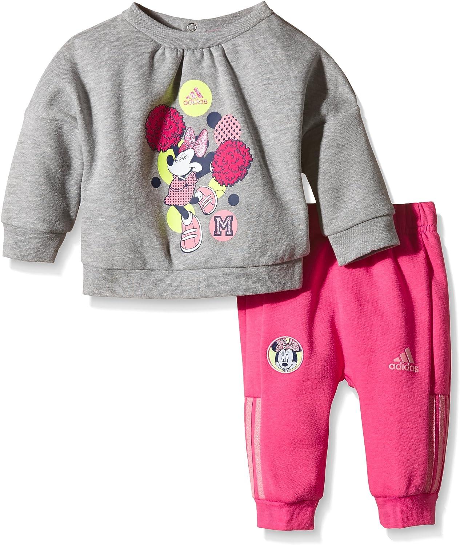 Adidas INF DY MIN CS S - Chándal para niños, Color Gris/Negro/Rojo ...