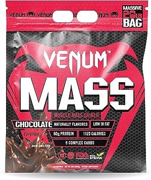 Venum Suplementos para ganar masa muscular, 30 raciones - 9090 gr