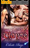 Blayze: Talonian Warriors (A Sci-Fi Alien Weredragon Romance) (Talonion Warriors Book 5)