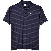 Callaway Men's Core Ventilated Stripe Polo
