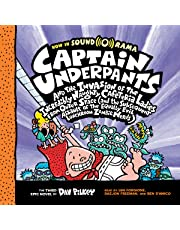 Captain Underpants and the Invasion of the Incredibly Naughty Cafeteria Ladies from Outer Space: Captain Underpants Series, Book 3