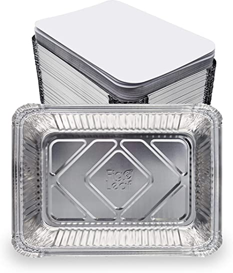 """50 x 17/"""" Silver Foil Platters Sandwich Trays Catering Buffet Party BBQ"""