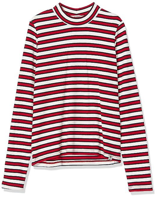 Garcia T-Shirt Shirt langarm Longsleeve Mädchen Kinder Gr.164//170 176