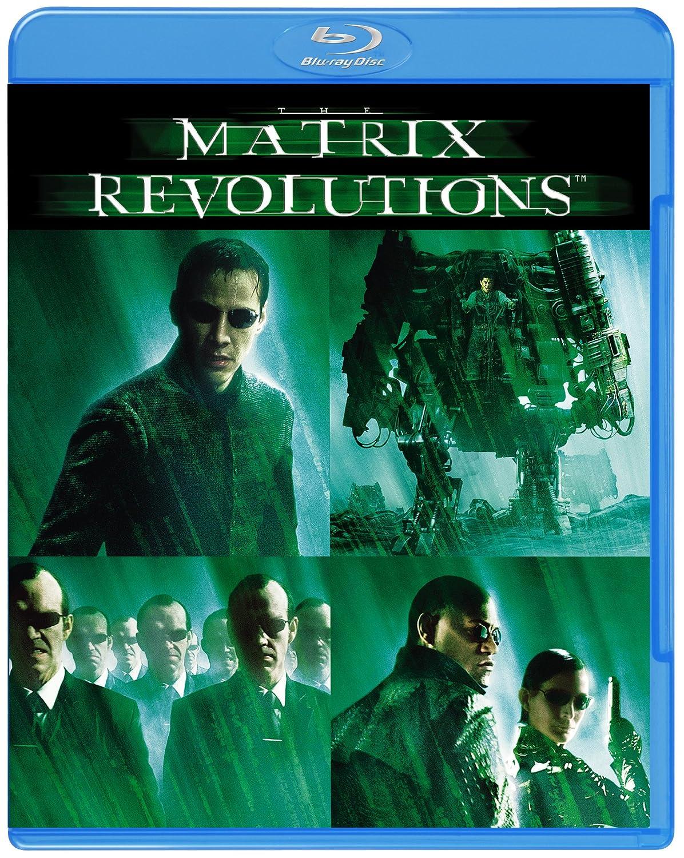 Keanu Reeves - The Matrix Revolutions Edizione: Giappone Italia Blu-ray: Amazon.es: Cine y Series TV