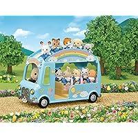 Calico Critters Sunshine Nursery Bus