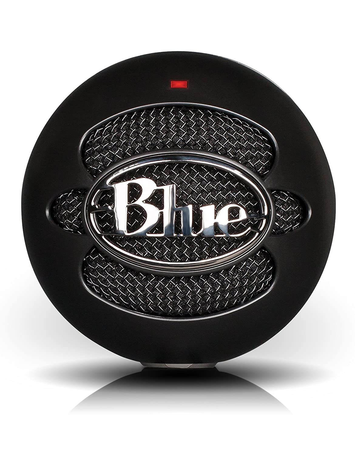 Blue Snowball iCE CondenserマイクロフォンBlk(Certified Refurbished) B01LY0U5AD