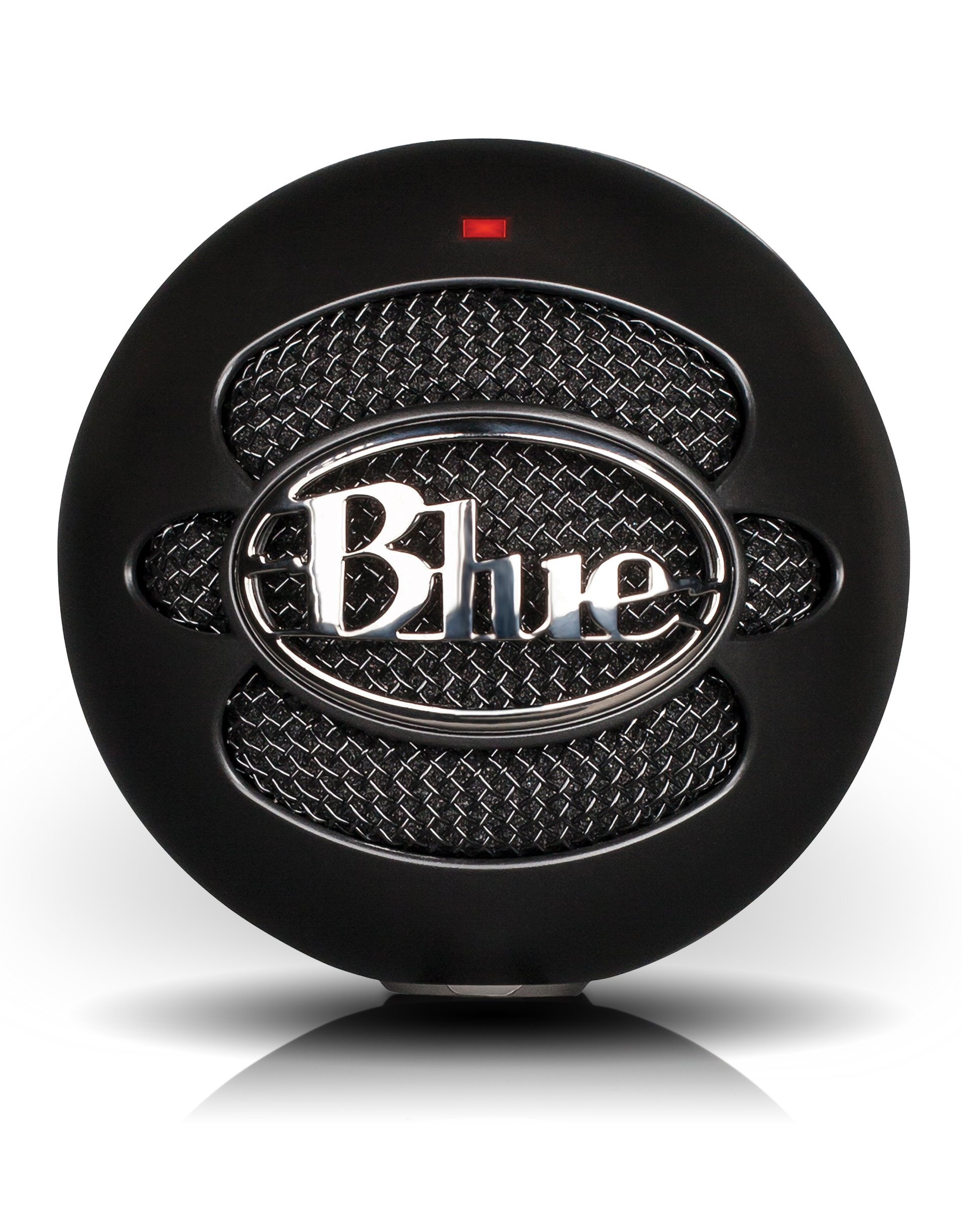 Blue Snowball iCE Condenser Microphone Blk (Certified Refurbished) by Blue Microphones