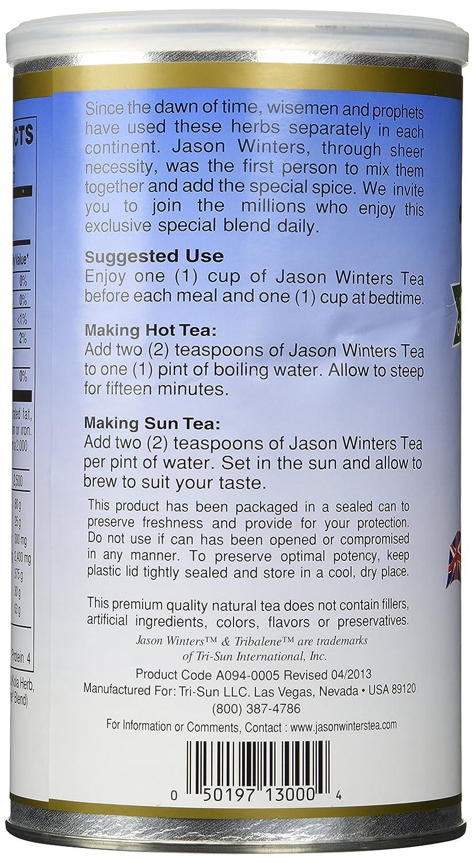 Jason winters tea cancer cure