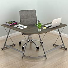 desks for office at home. Simple For LShaped Home Office Corner Desk In Desks For At