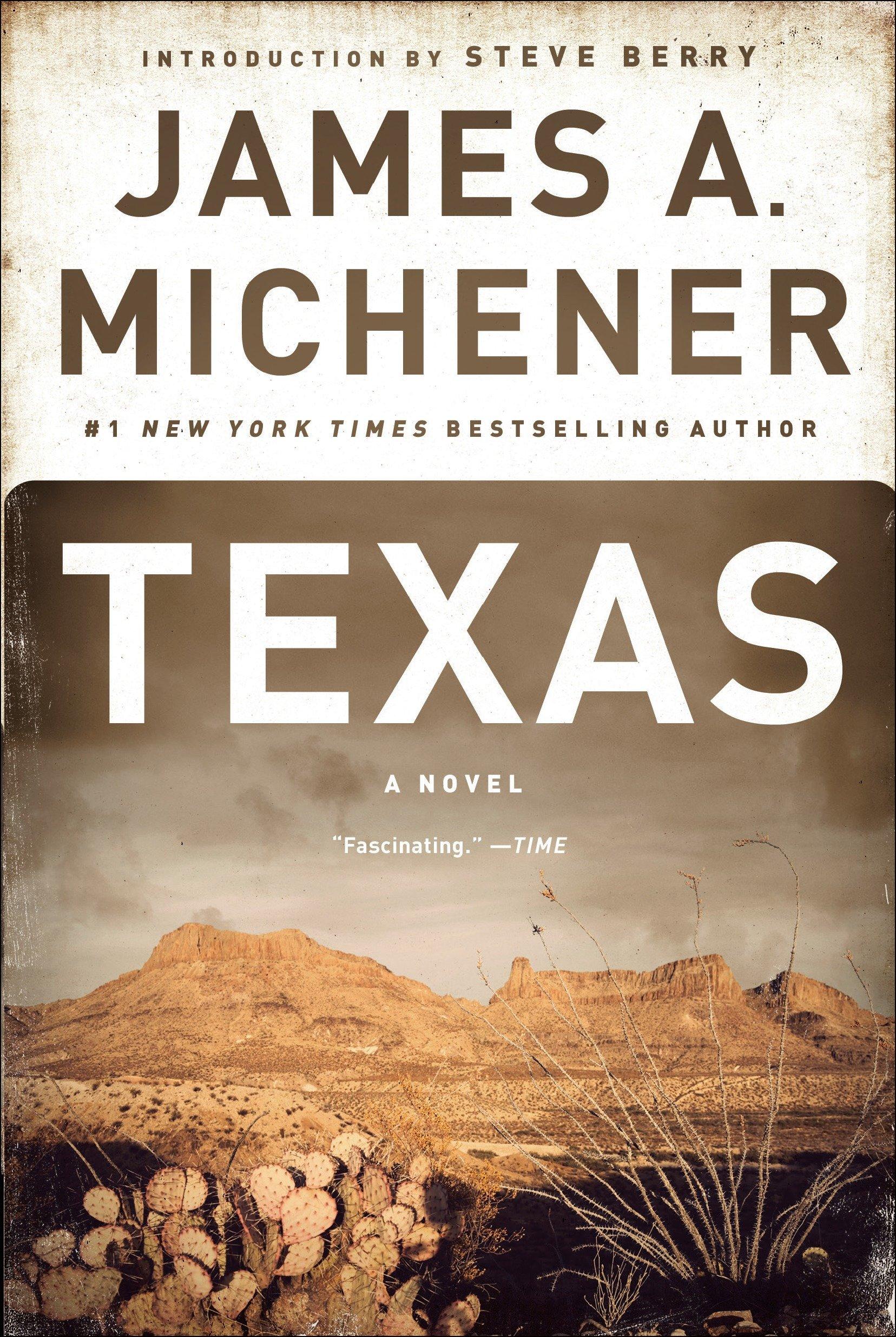 Read Online Texas: A Novel PDF