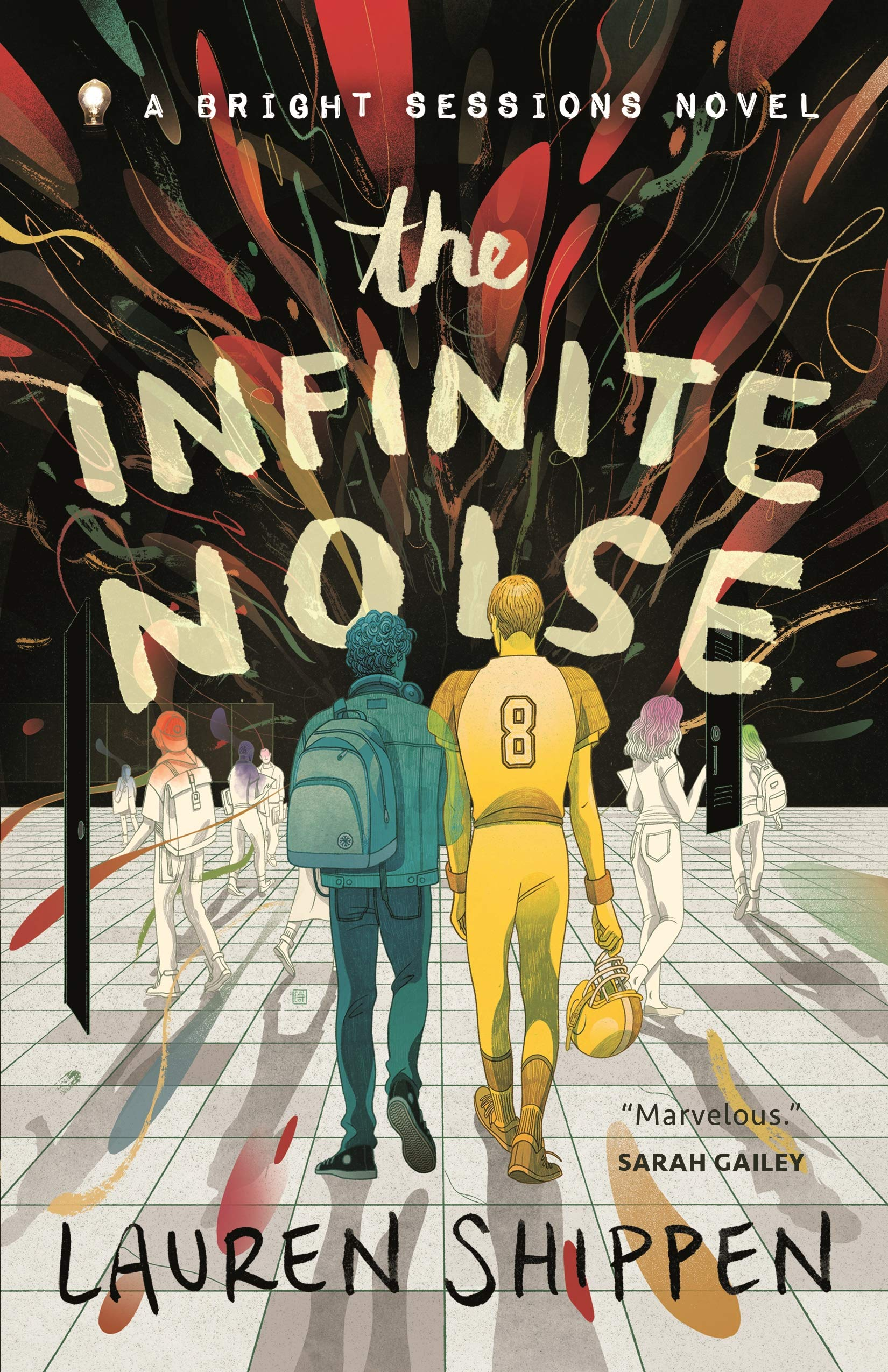 Amazon.com: The Infinite Noise: A Bright Sessions Novel (The Bright  Sessions (1)) (9781250297518): Shippen, Lauren: Books