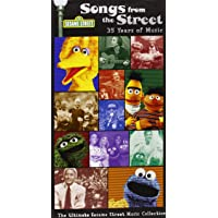 SESAME STREET - SONGS FROM THE STREET--35 YEARS OF MUSIC